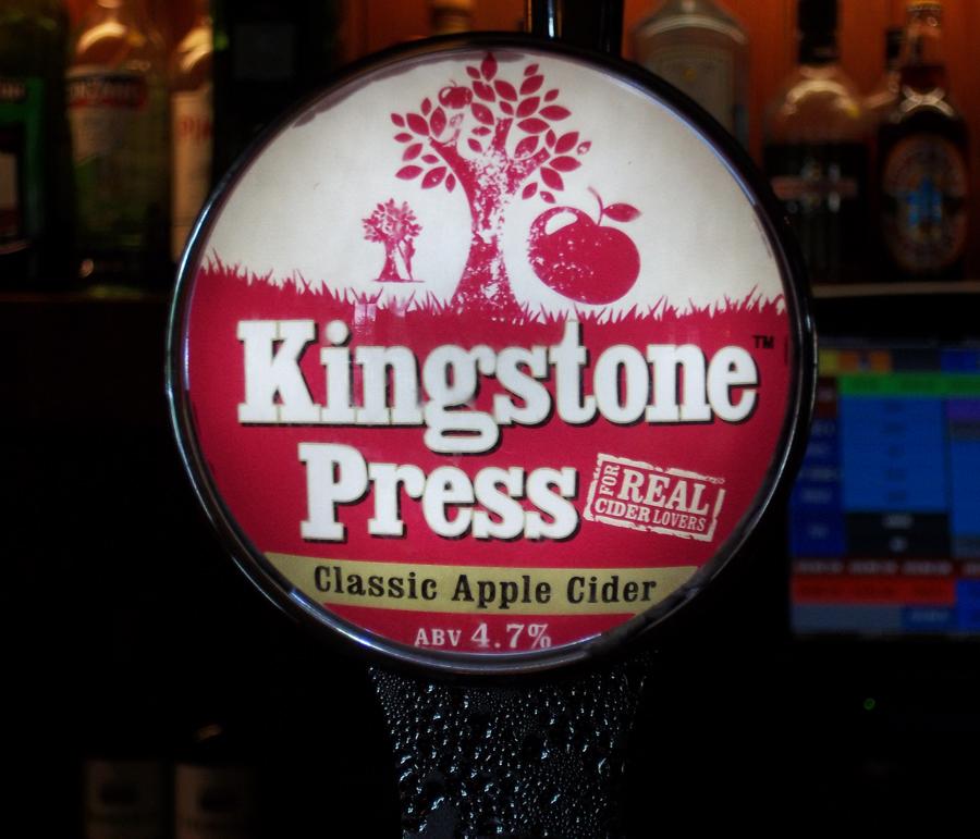 plough kington langley cider