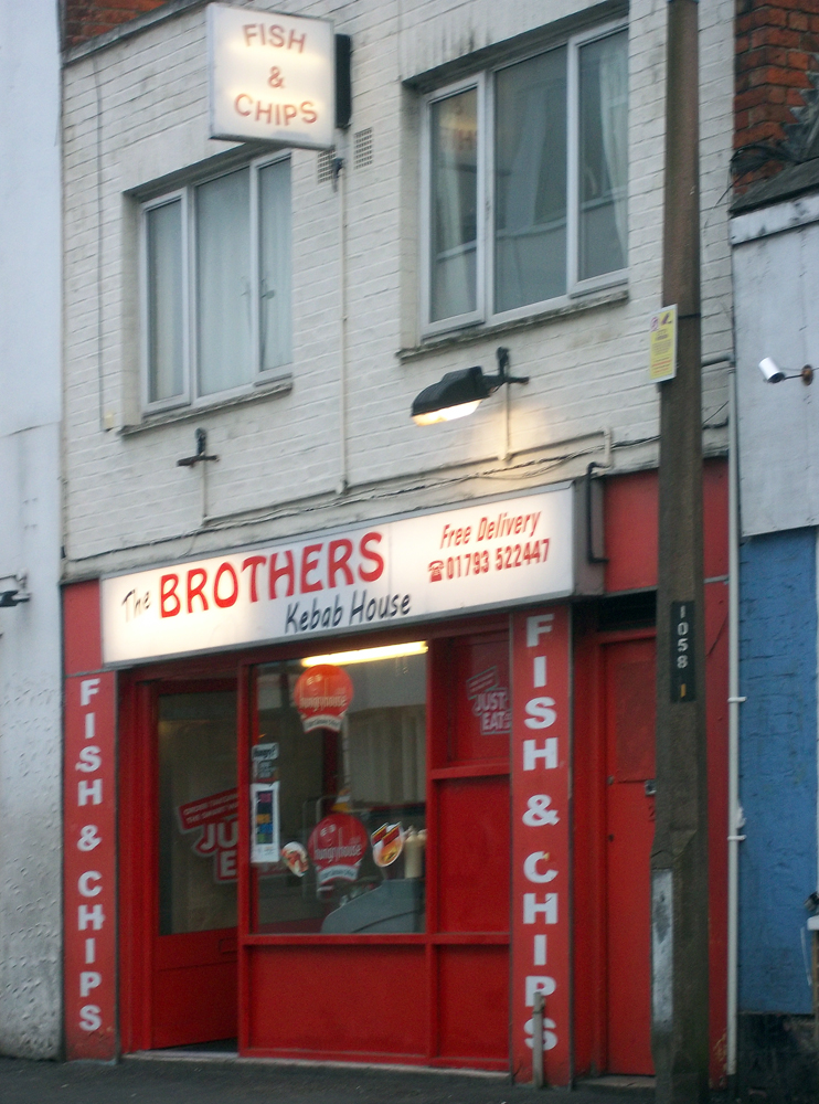 The Brothers Kebab House Swindon