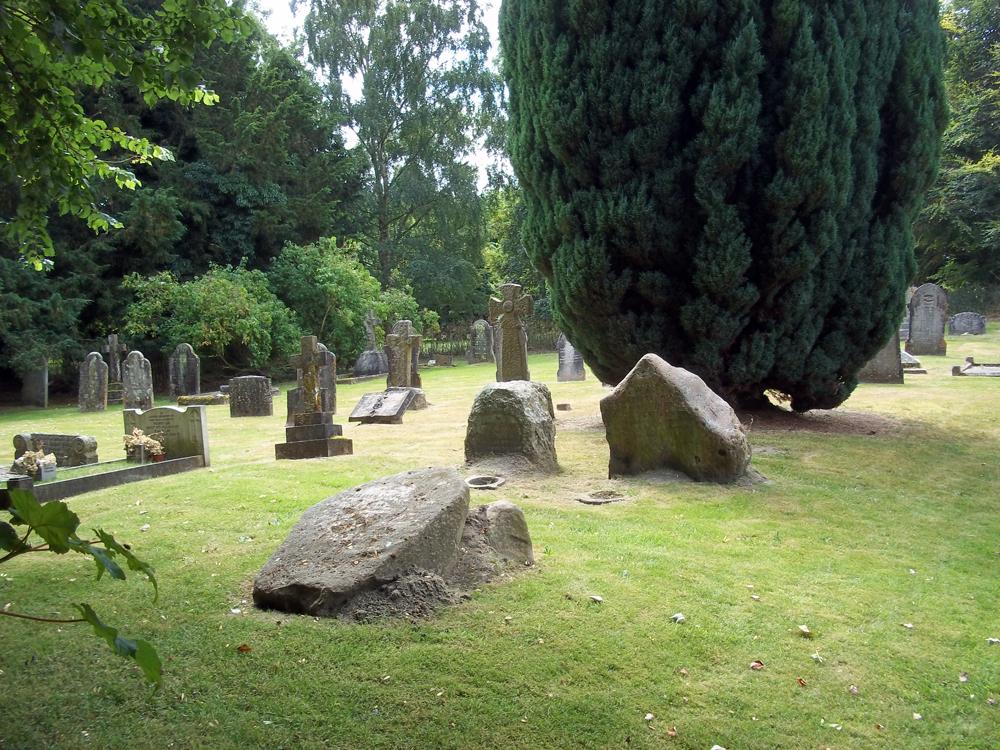 cemetery milton lilbourne