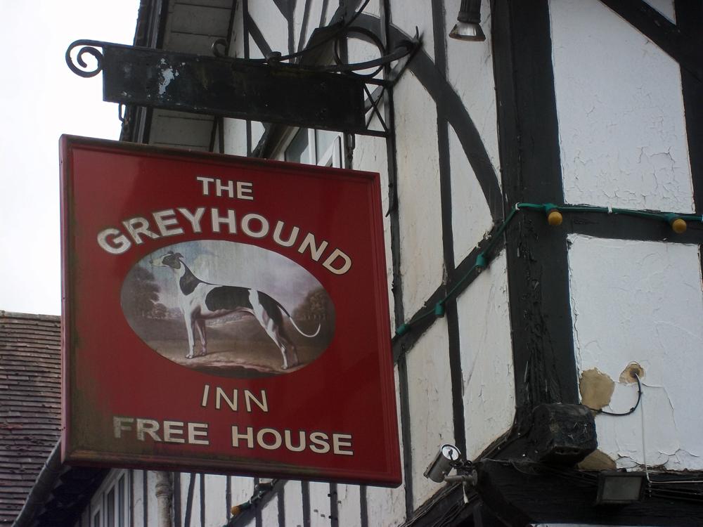 greyhound (closed) pewsey