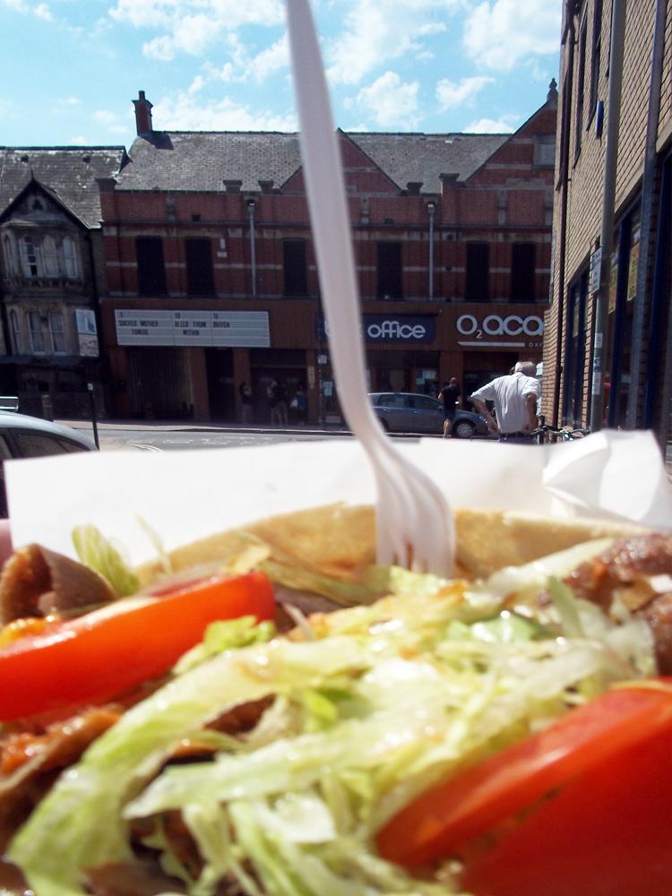 Poseiden Oxford kebab