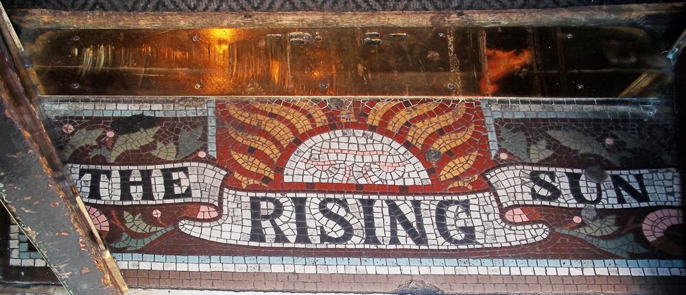 rising sun bloomsbury threshhold