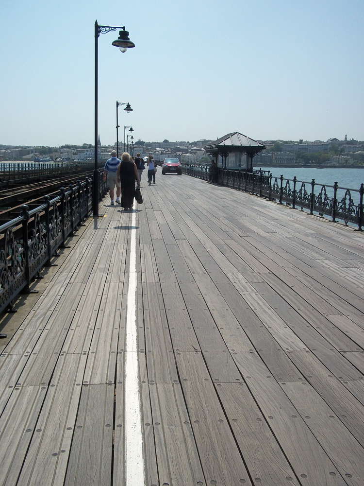 ryde ferry pier