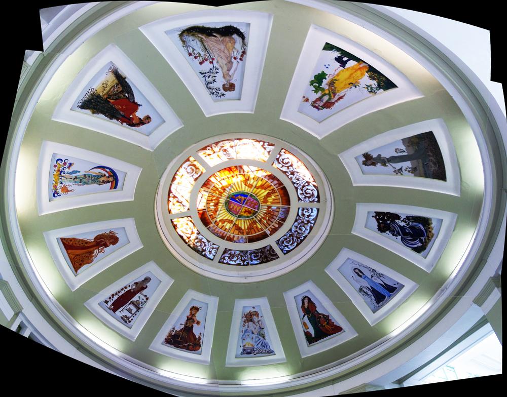 ryde victorian arcade roof