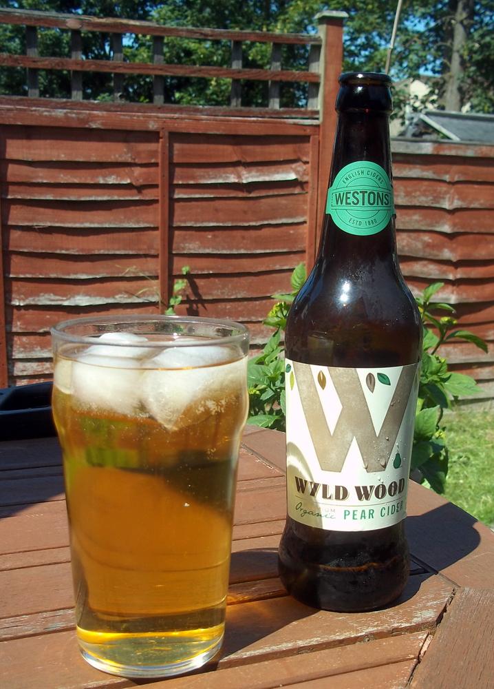 wyld wood pear cider