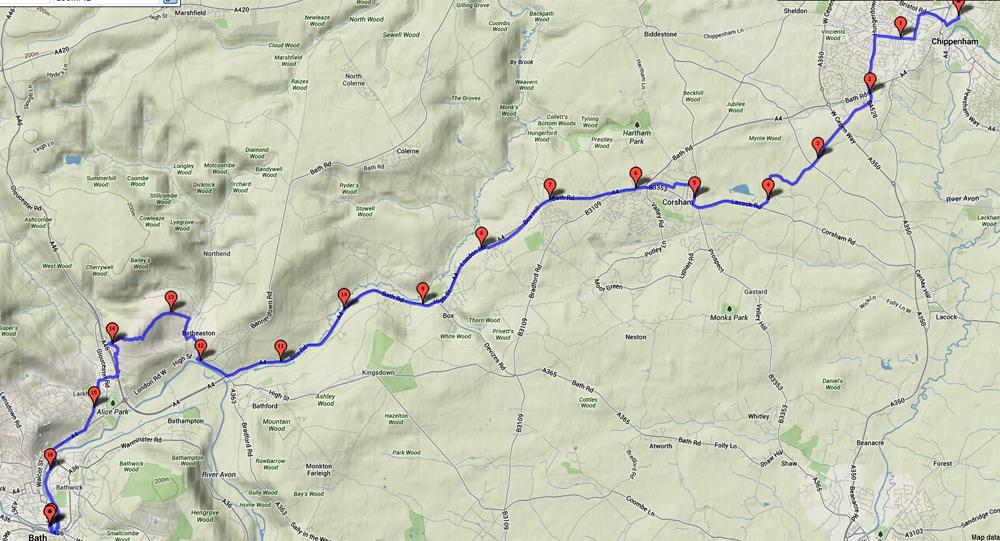 2013-08-21 17 mile run
