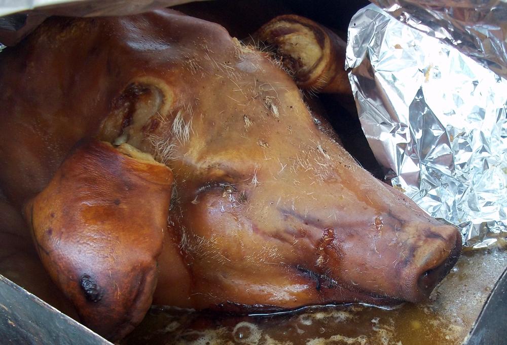cafe rene gloucester blues fest hog roast