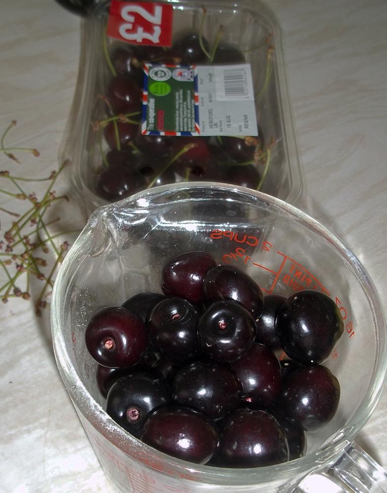 cherry bourbon 2 cherries