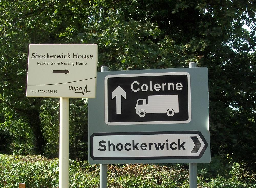 ghad 14 shockerwick sign
