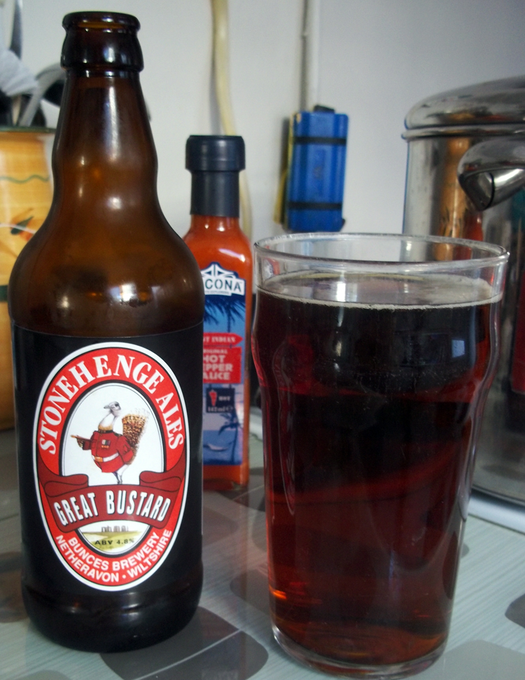 great bustard ale