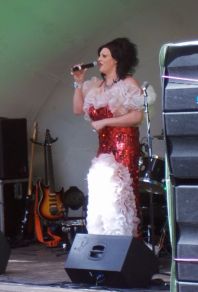 swindon pride 2013 trixie cunmore