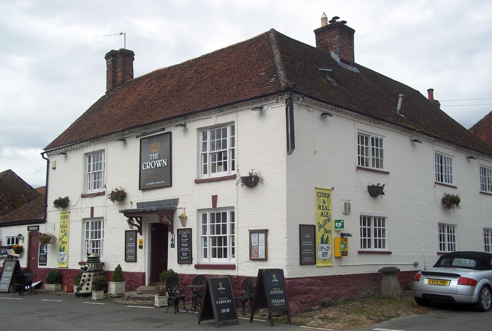 crown aldbourne