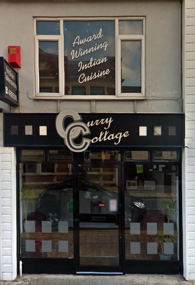 curry cottage swindon