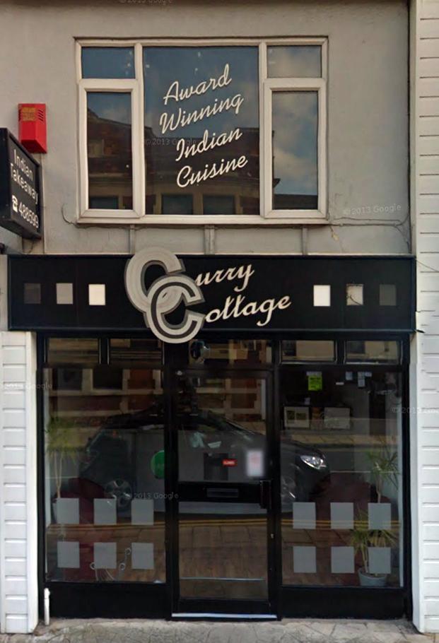 curry cottage swindon