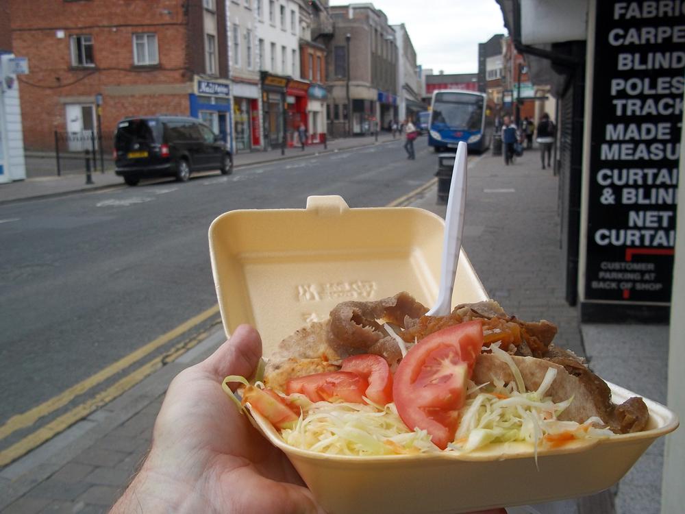diamond kebab gloucester eastgate street kebab