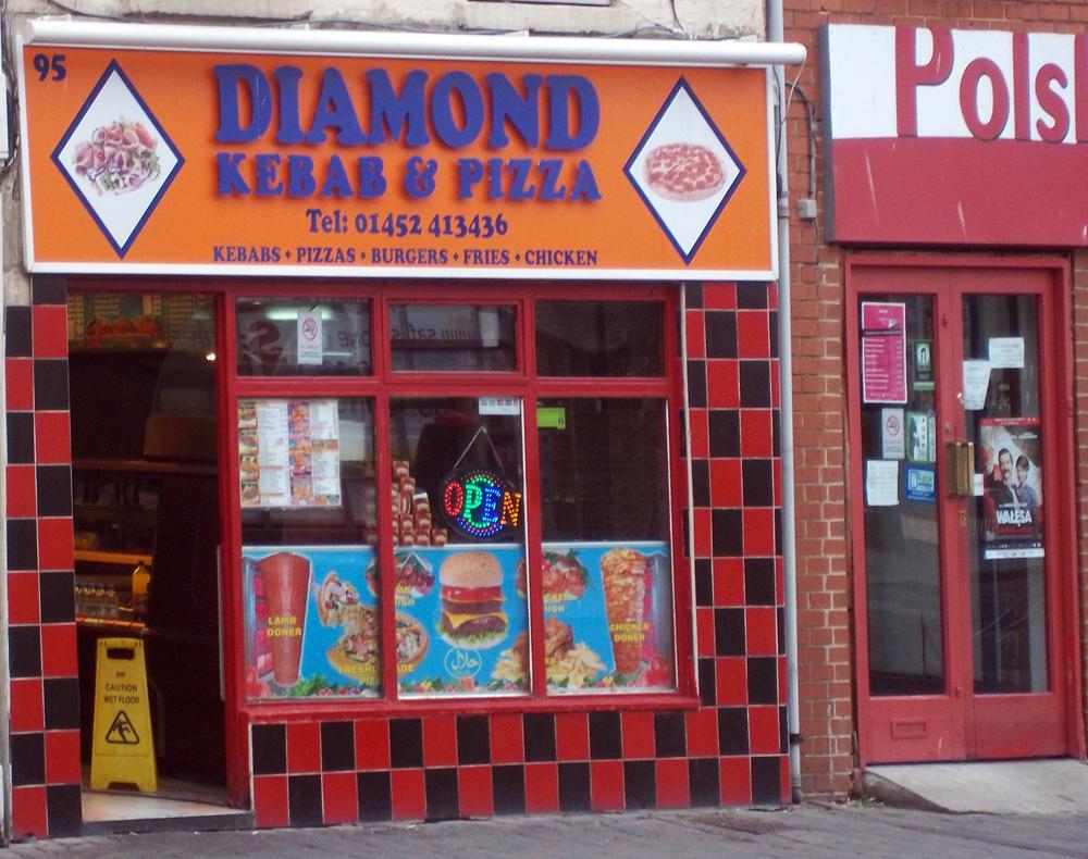 diamond kebab gloucester