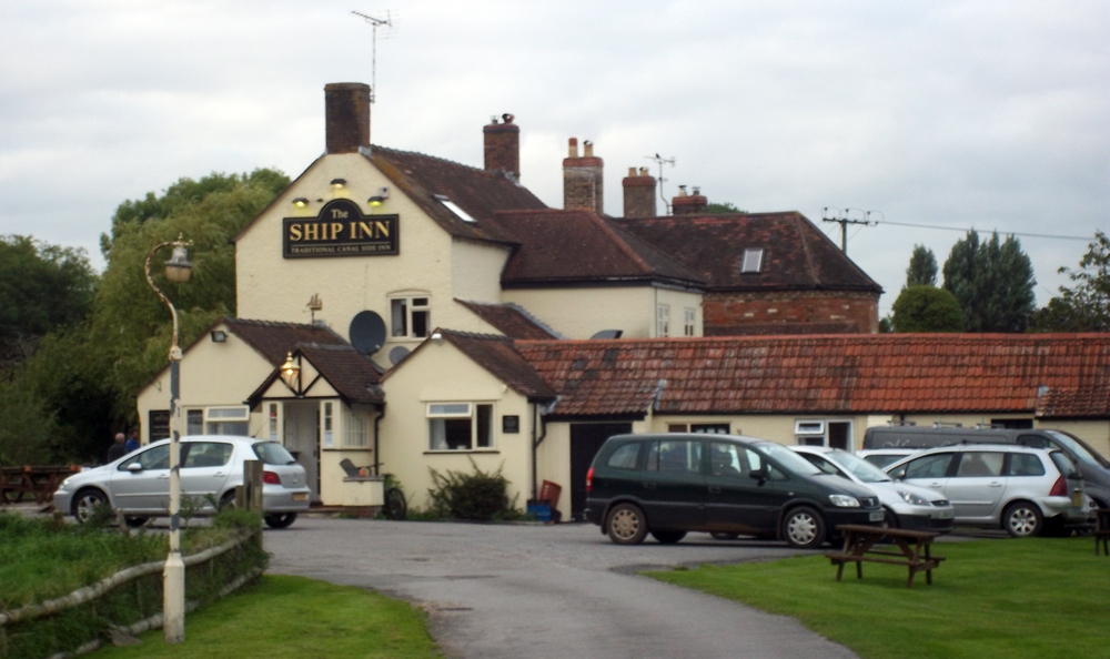 ship inn upper framilode
