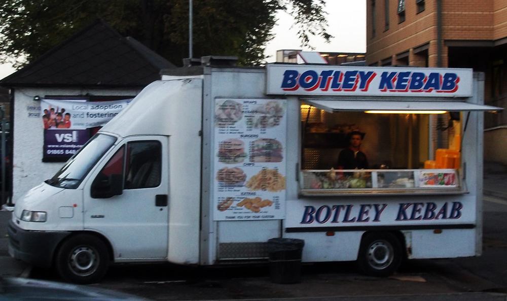 botley kebab oxford