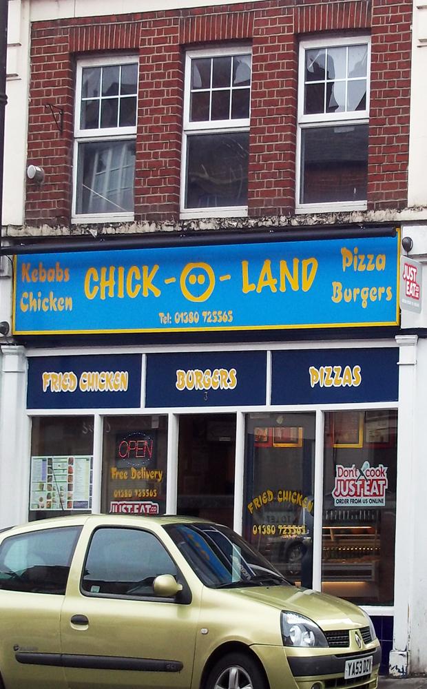 chick-o-land devizes