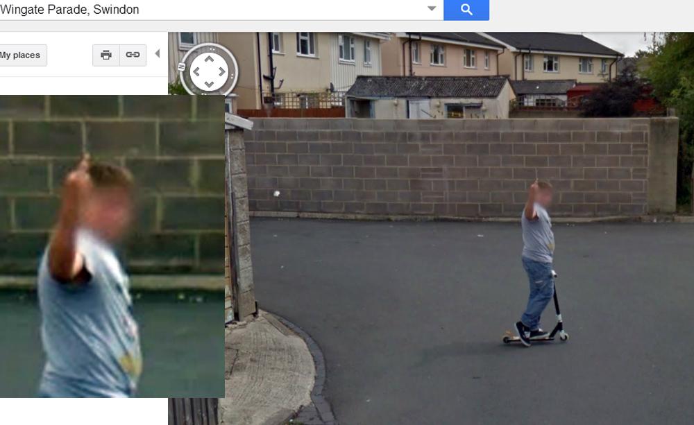 masala express new google streetview
