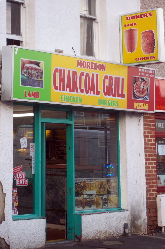 Moredon Charcoal Grill Swindon Kpw For Week 41 The
