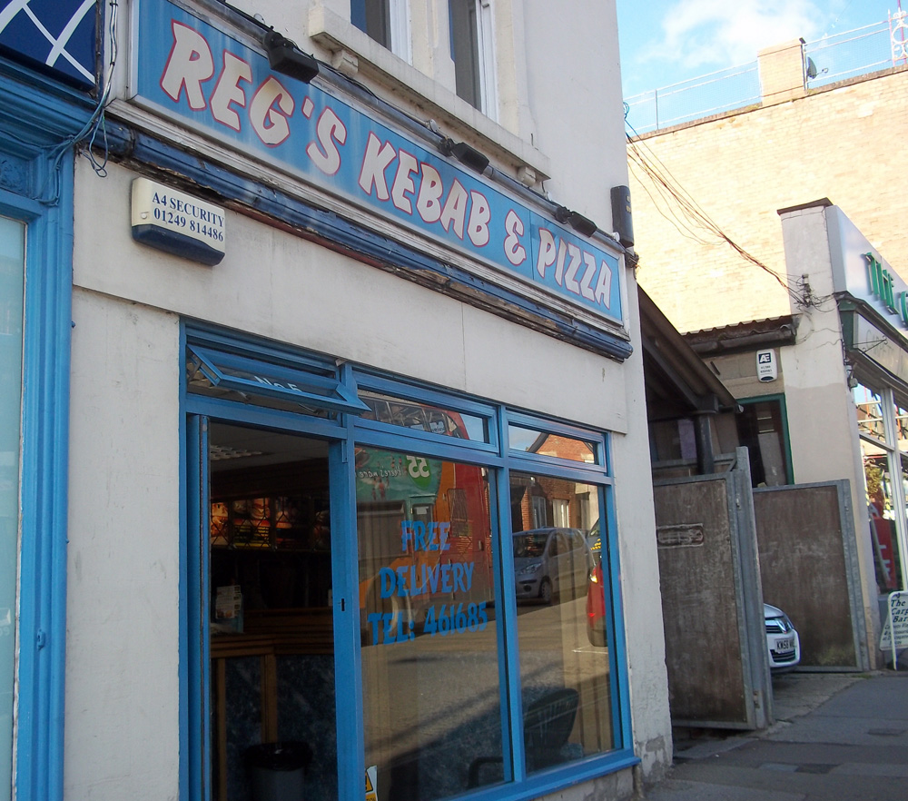 reg's kebab and pizza chippenham