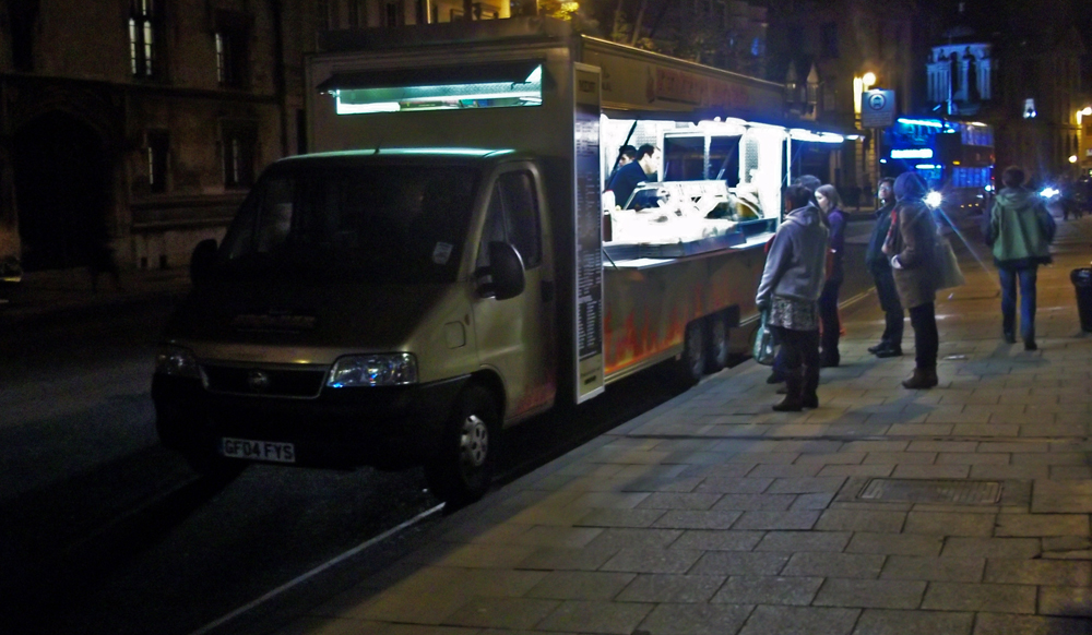 ahmed's kebab stand oxford
