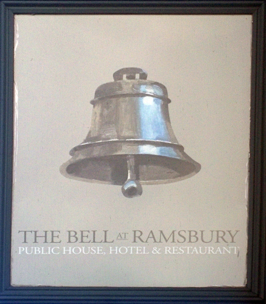 bell ramsbury sign