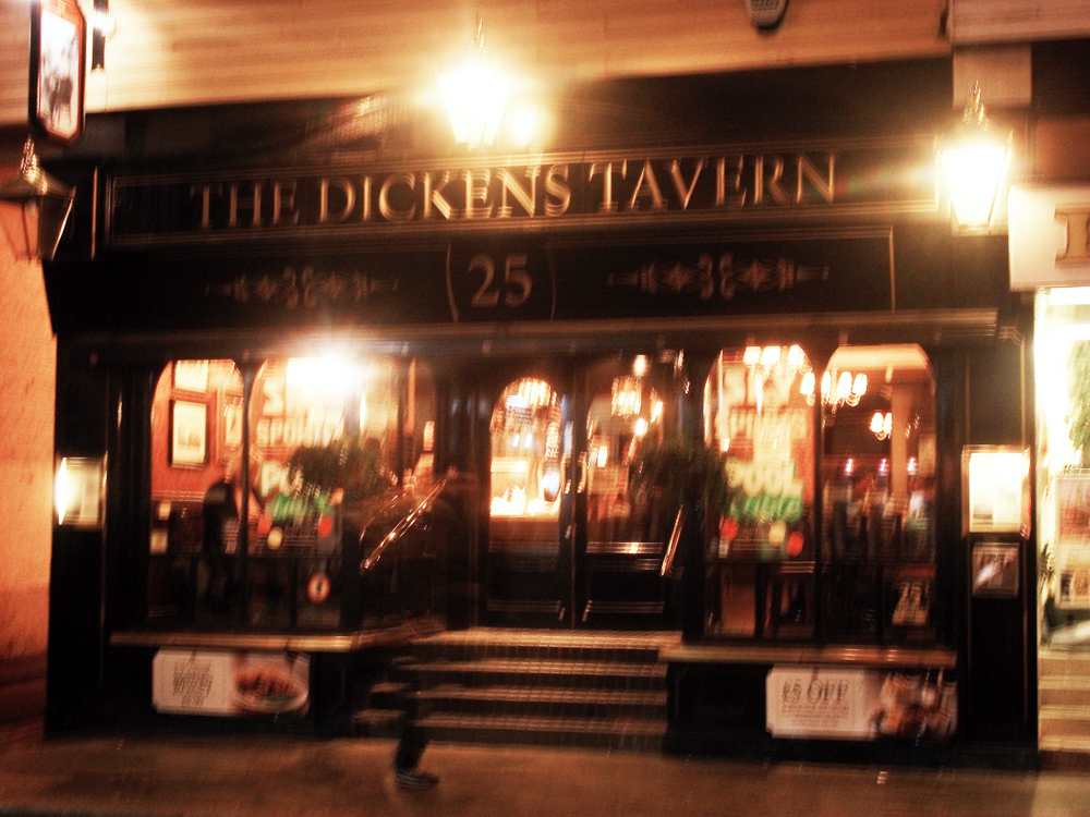 dickens tavern london