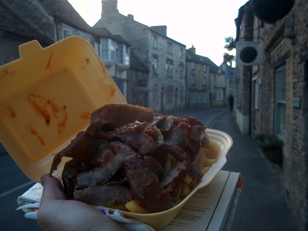 fairford kebab and chips