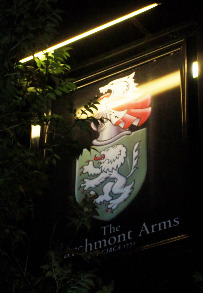 marchmont arms hemel hempstead sign