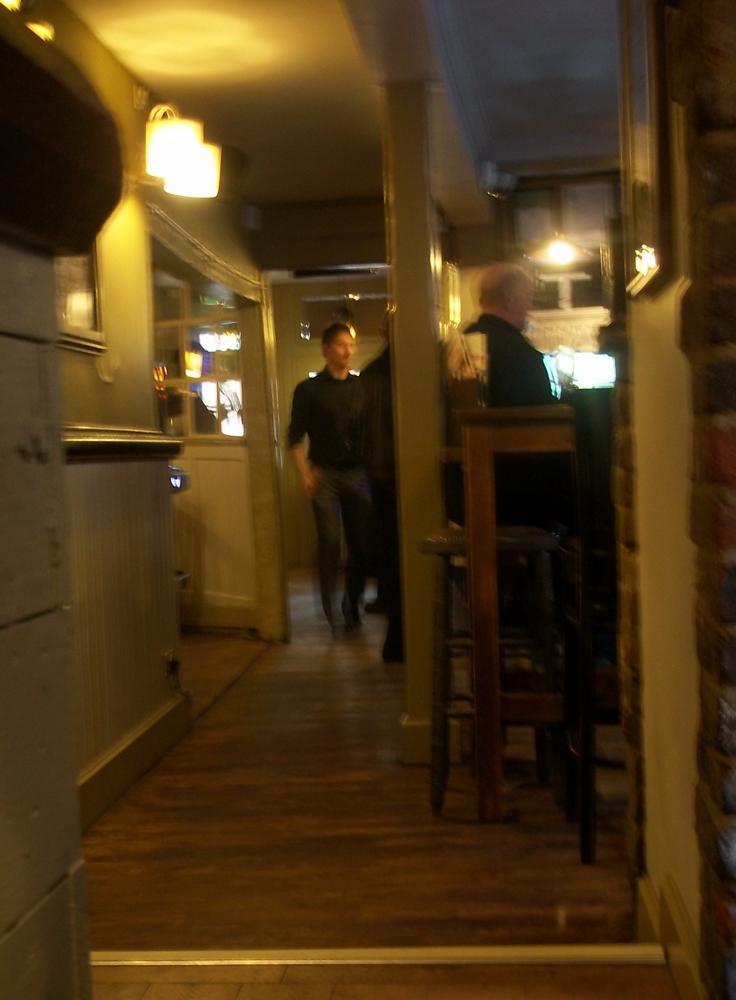 old bell hemel hempstead bar