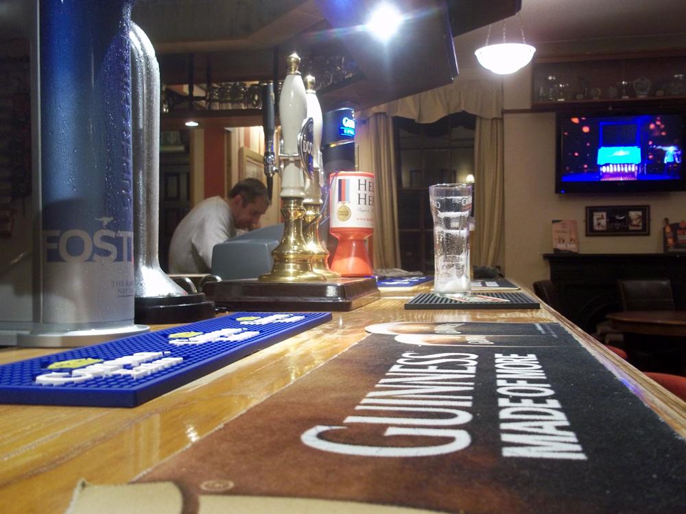 queen's head hemel hempstead bar