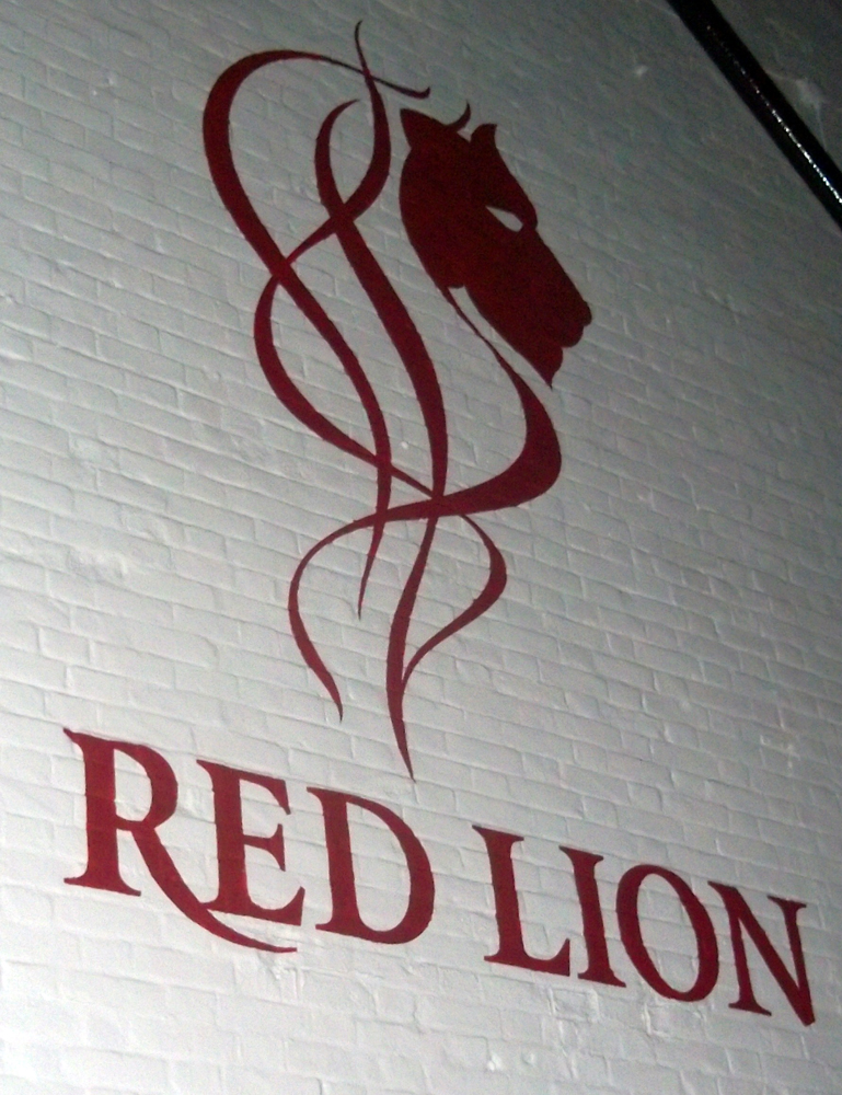 red lion waters end side
