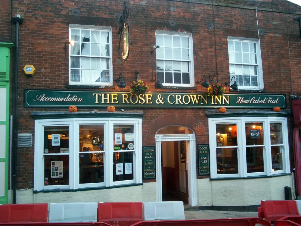 rose and crown hemel hempstead