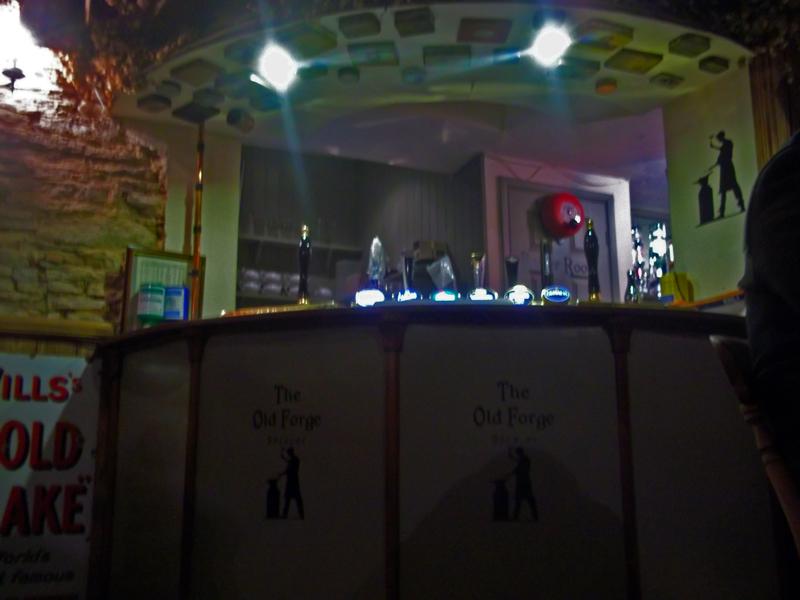 swan lechlade bar