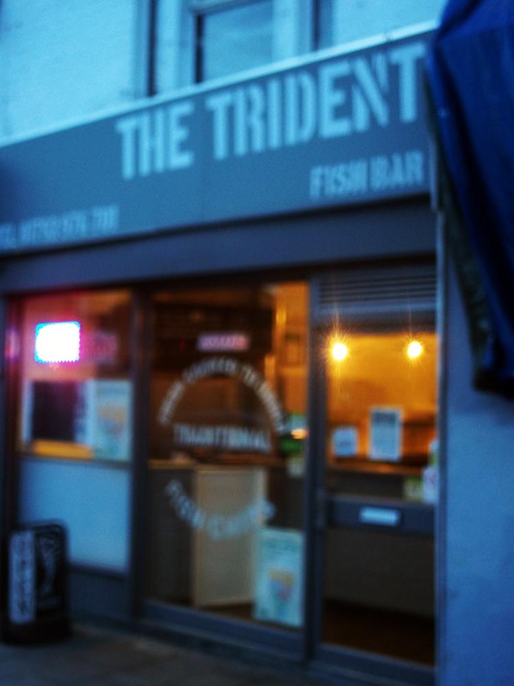 trident fish bar swindon