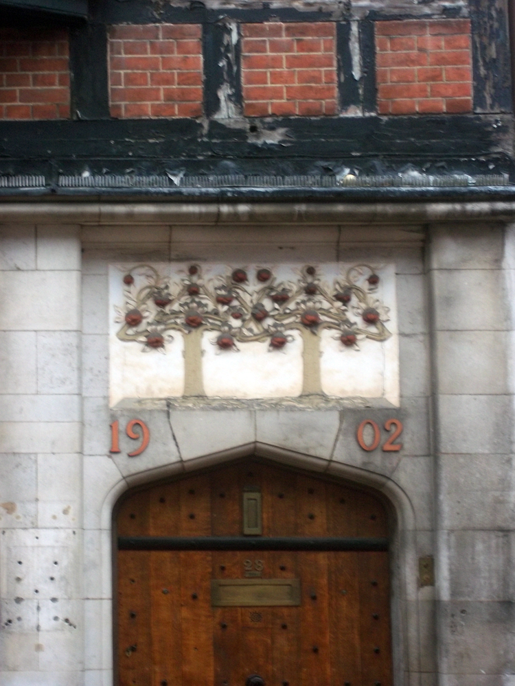 Doorway at the Hart
