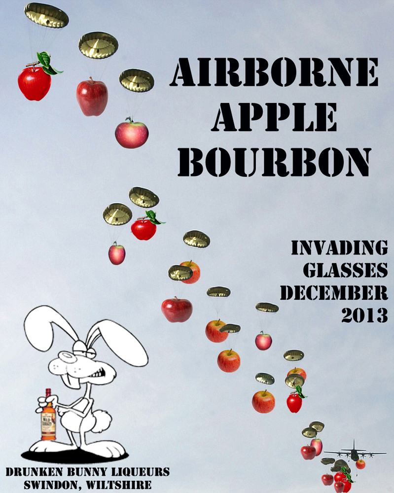 Airborne Apple Bourbon