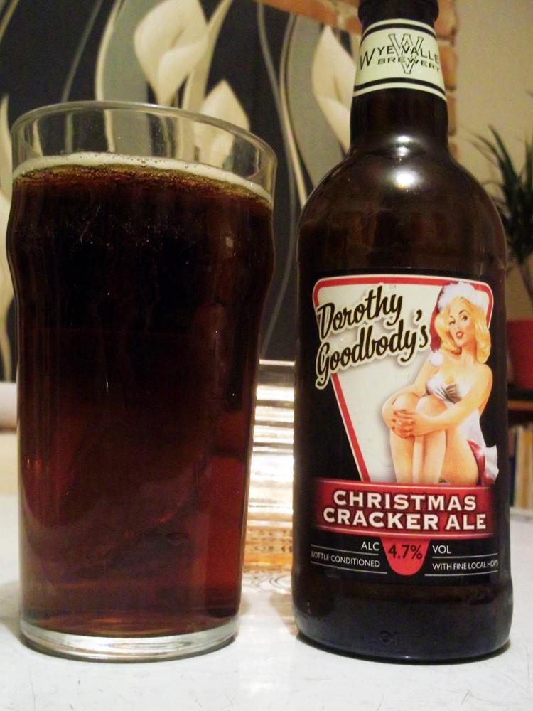 Dorothy Goodbody's Christmas Cracker