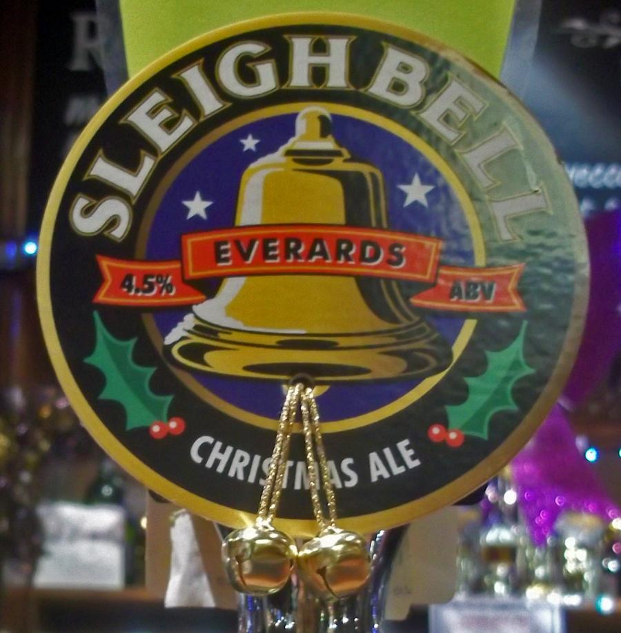 everard's sleigh bell pump