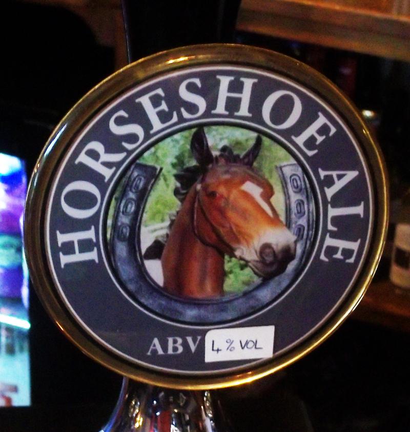 horseshoe mildenhall beer