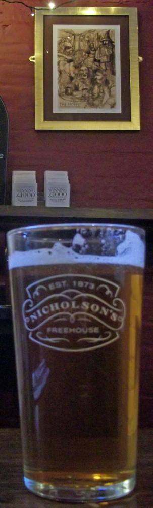Bristol Beer Factory UPA at Bustard and Bastard
