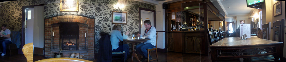 castle hotel devizes slow sunday