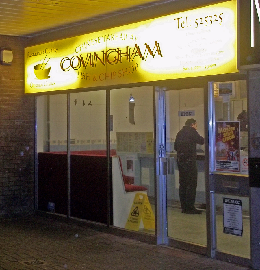 covingham fish and chips