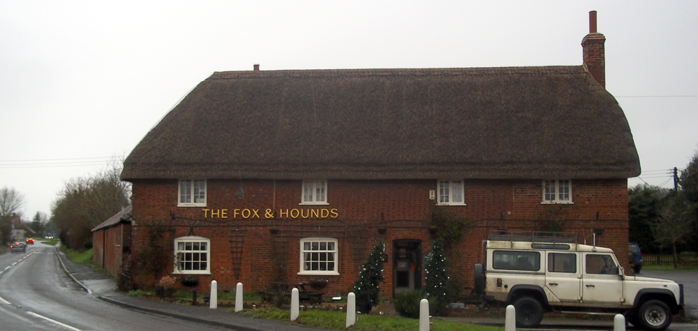 The Fox and Hounds, Devizes, Wiltshire (pub #1200) | The Endless ...