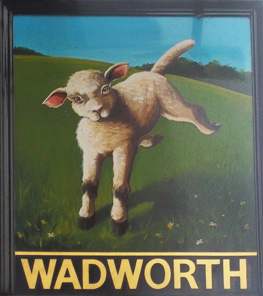 lamb devizes sign