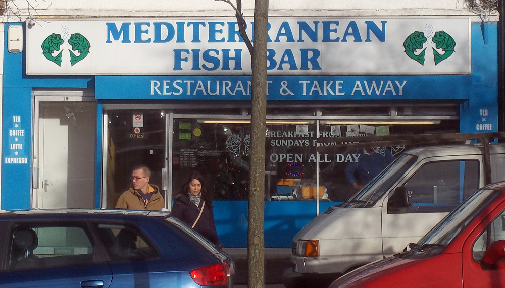 mediterranean fish bar oxford