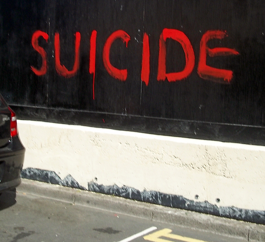 suicide graffito 2013-09-02