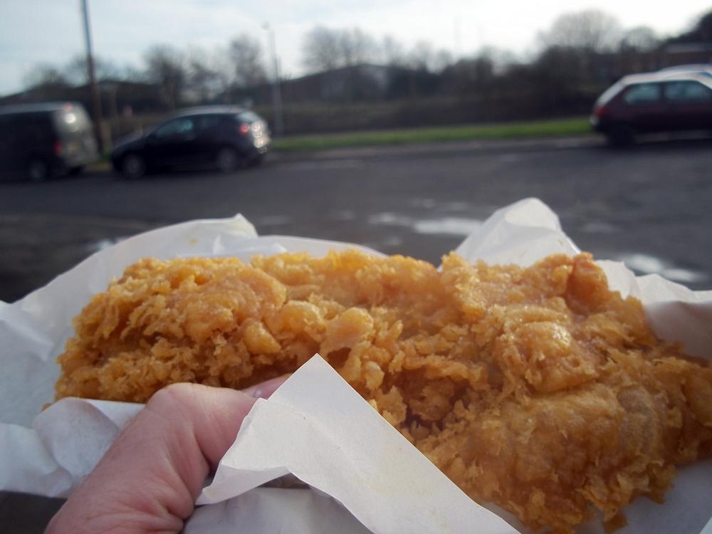 sure fry swindon cod